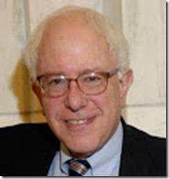 Independent Senator Bernie Sanders