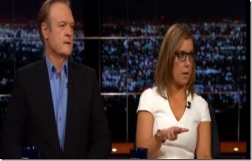 Lawrence O'Donnell Schooled GOP Strategists on Bill Maher On Republican Big Lie (VIDEO)