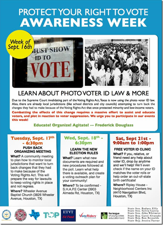 voter awareness Identification requirements to register to vote the kentucky voter registration card requires the applicant's social security number in addition, a date of birth is.