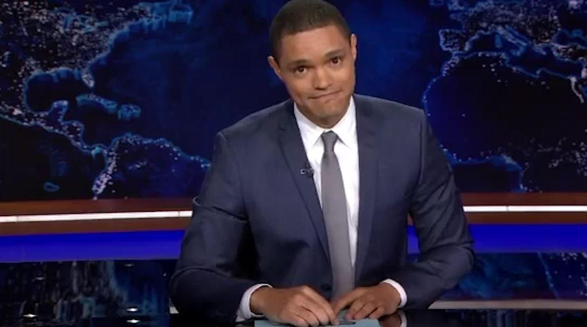 Trevor Noah's Daily Show premiere a big success (VIDEO)  Trevor Noah'...