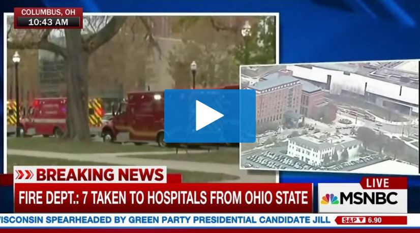 Ohio State Emergency Room Where To Park